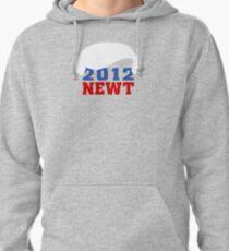 Vote Newt 2012 Pullover Hoodie