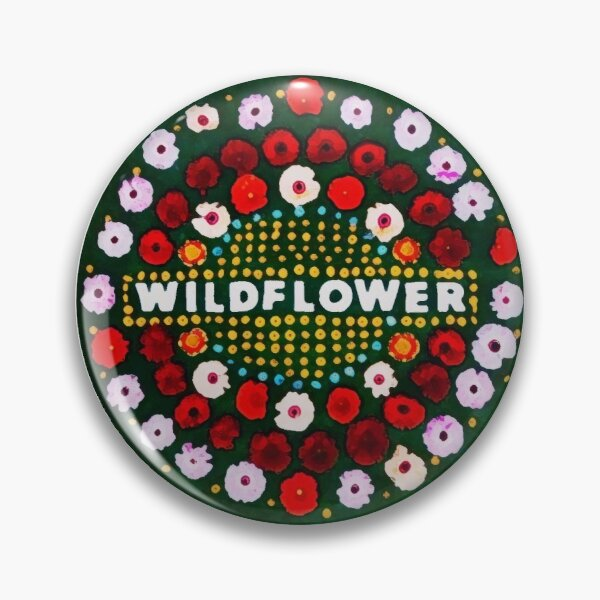 wildflower  Pin