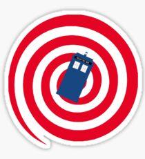 Time Vortex Sticker