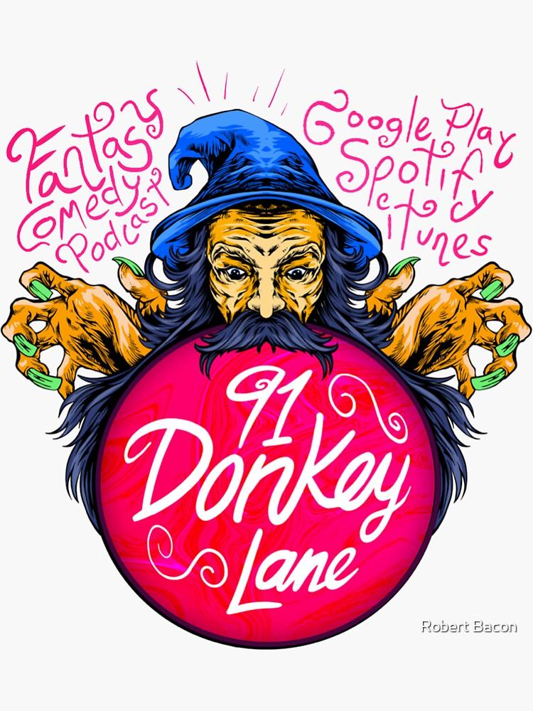 91 Donkey Lane by MarioMaps1