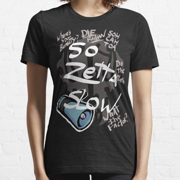 TWEWY Sho Minamimoto Catchphrases Essential T-Shirt