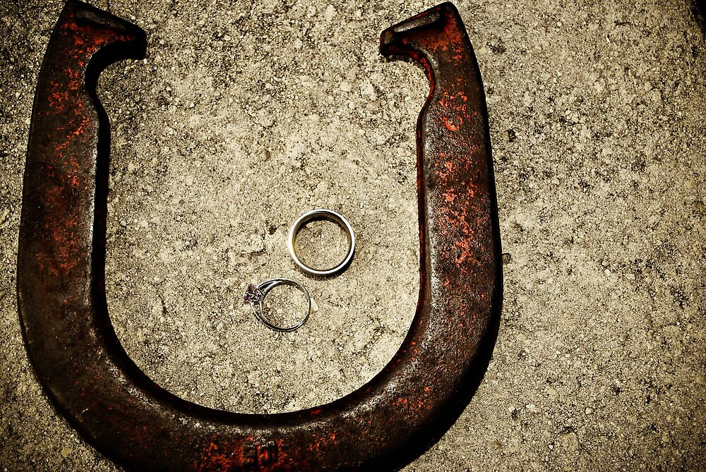 Ring around the horse shoe by Erica Sprouse