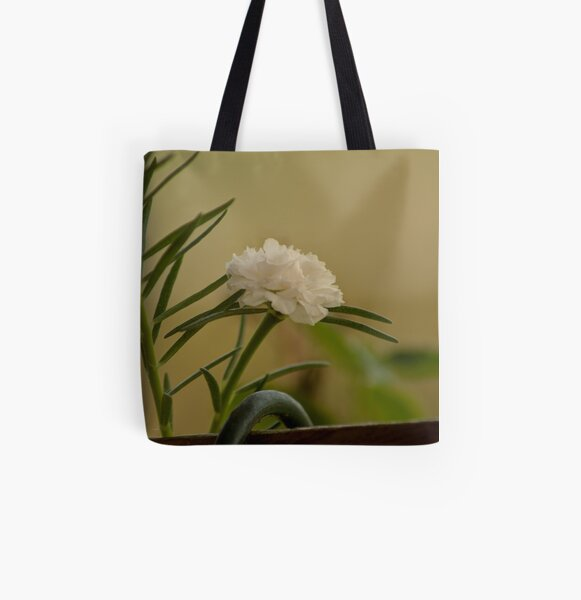 cli moss rose All Over Print Tote Bag