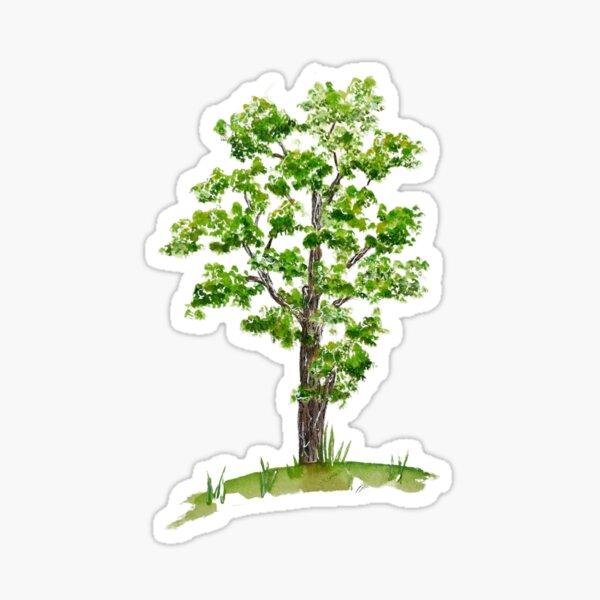 little tree Sticker