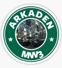 Arkaden Sticker