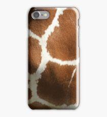Safari Spots iPhone Case/Skin
