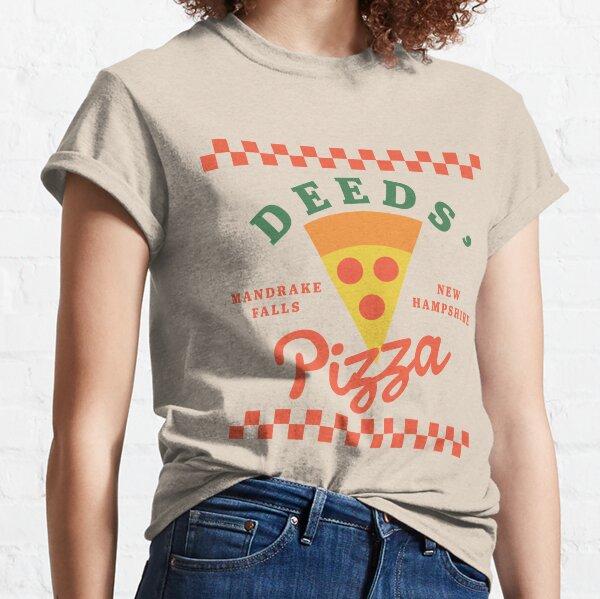 Deeds' Pizza Mandrake Falls New Hampshire Classic T-Shirt