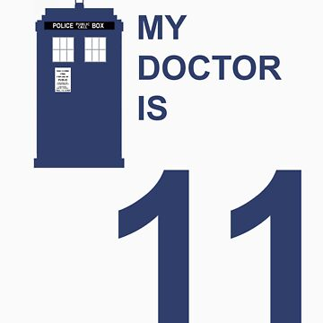 My Doctor is 11. by bradylee