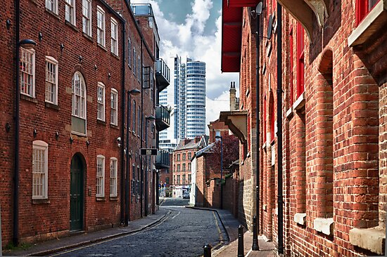 The Calls, Leeds by Dave Milnes