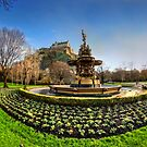 Ross Fountain by Chris Cherry
