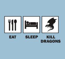 Eat Sleep Kill Dragons