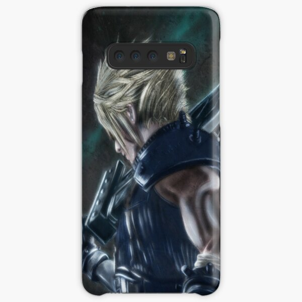 Cloud Strife FFVII Remake Samsung Galaxy Snap Case