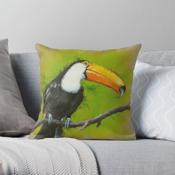 Toucan Coussin