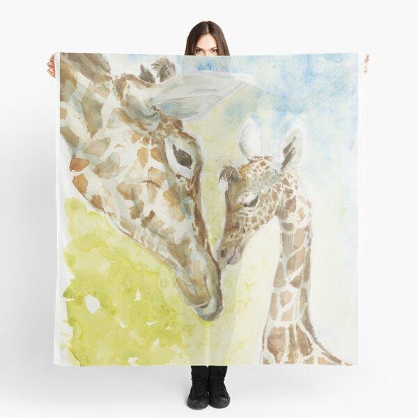 Girafe Foulard