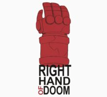 RIGHT HAND OF DOOM
