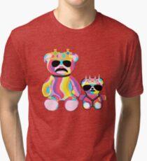 Rainbow Bear Tri-blend T-Shirt