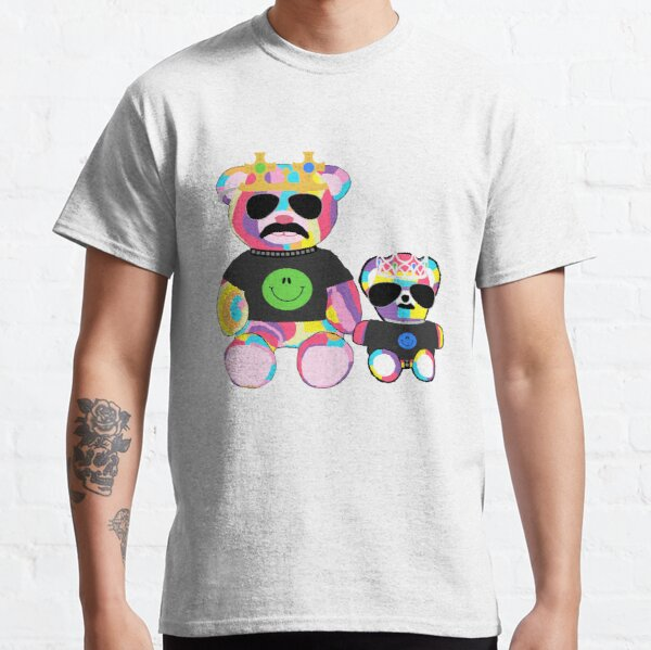 Rainbow Bear with shirts Classic T-Shirt