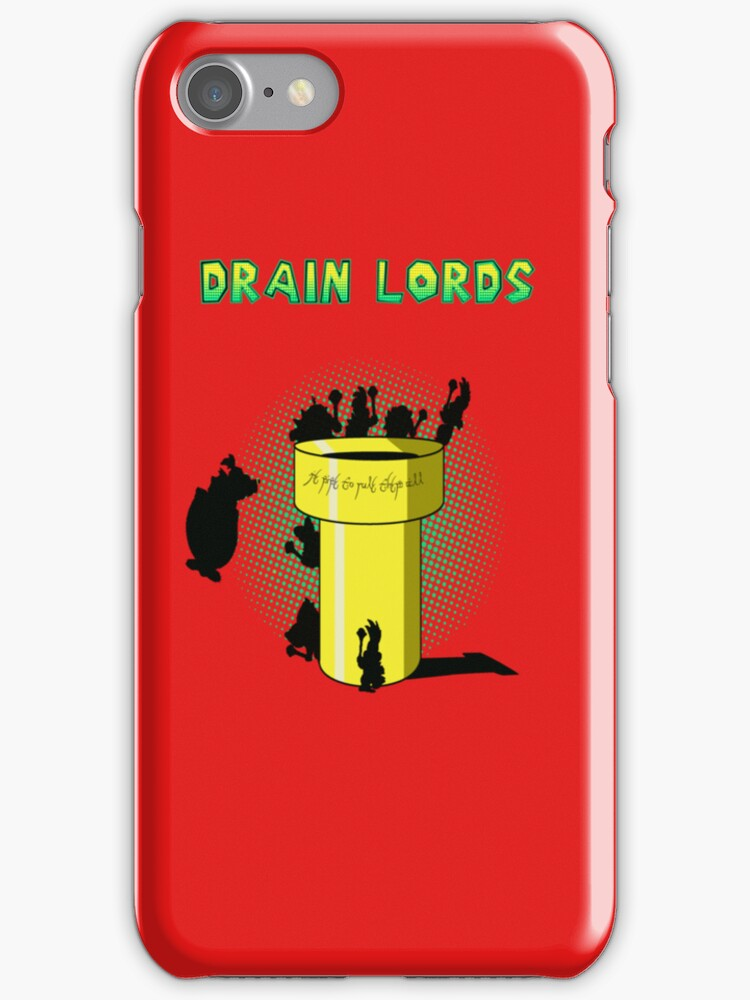 Drain Lords by Chefleclef