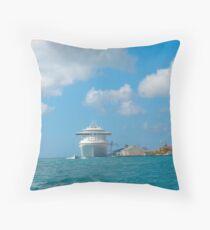 Sea excursion Throw Pillow