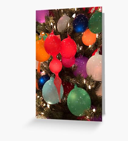 A Pastel Christmas Greeting Card