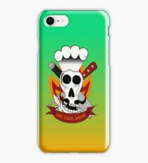 Chef For Life  iPhone Case/Skin