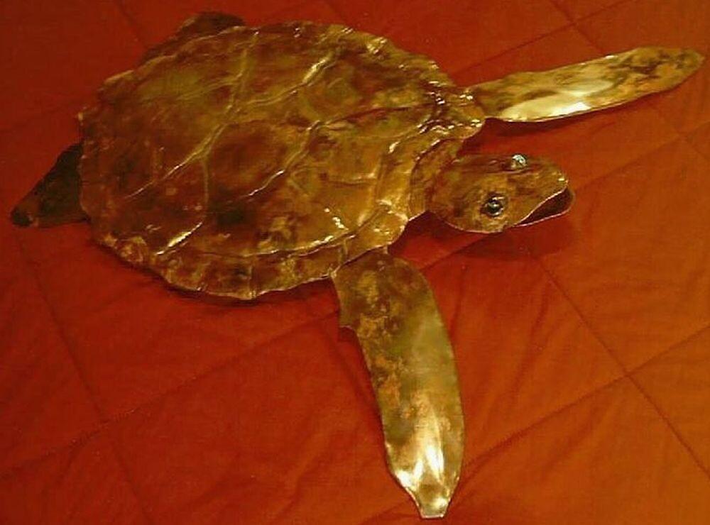 Sea Turtle by MarioCarta