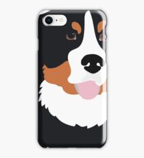 Bernese Mountain Dog iPhone Case/Skin
