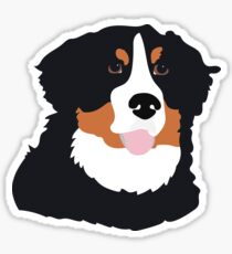 Bernese Mountain Dog Sticker