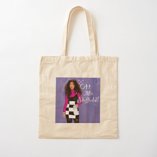 Oh Mr. Sheffield! Cotton Tote Bag