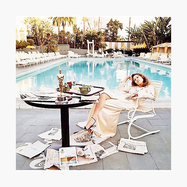 Faye Dunaway  Photographic Print