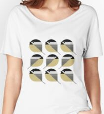 Nine Chickadees Women's Relaxed Fit T-Shirt