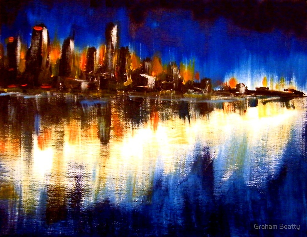 Cityglow by Graham Beatty
