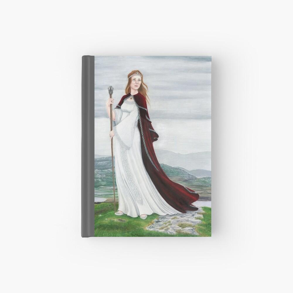 Queen of Stones Hardcover Journal