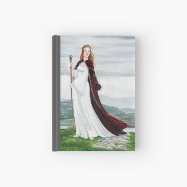 Queen of Stones Hardcover Journal