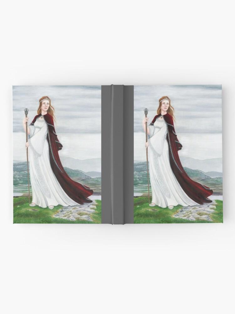 Alternate view of Queen of Stones Hardcover Journal