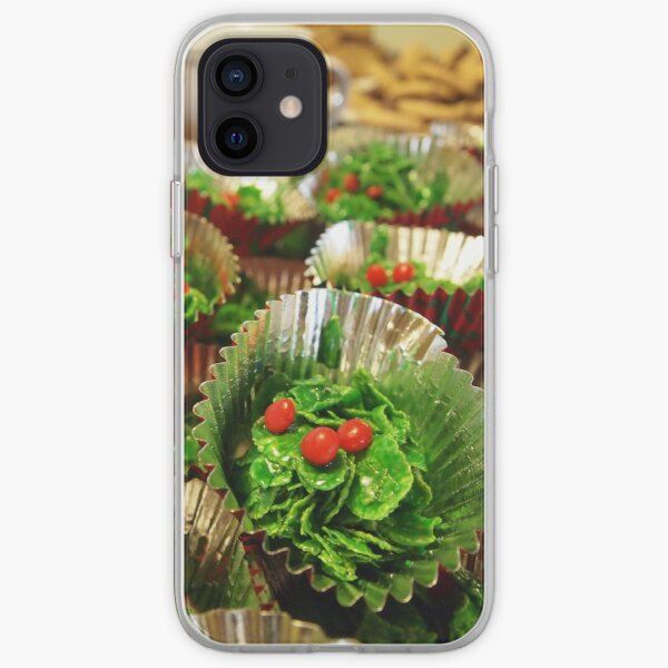 Christmas Cookies iPhone Soft Case