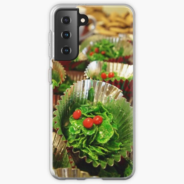 Christmas Cookies Samsung Galaxy Soft Case