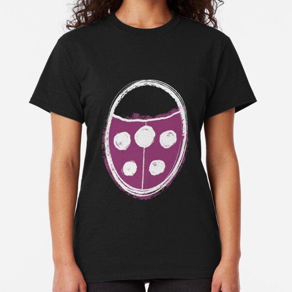 Flick Anarchy Ladybug Classic T-Shirt