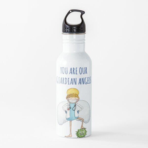 Guardian Angels Covid-19 Water Bottle