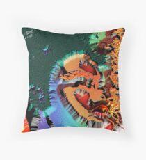 ASTRO TURF Throw Pillow