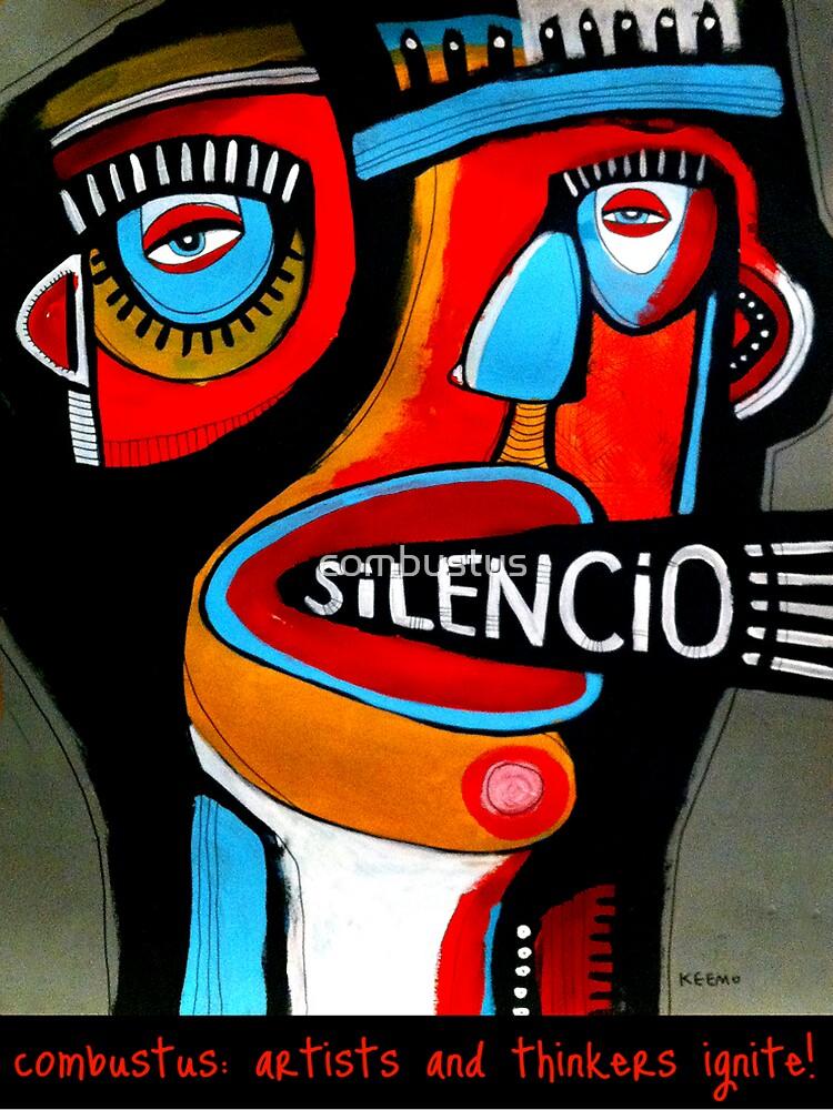 Silencio T-Shirts by combustus