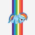 Bring it on Rainbow Dash! by Empanlegend