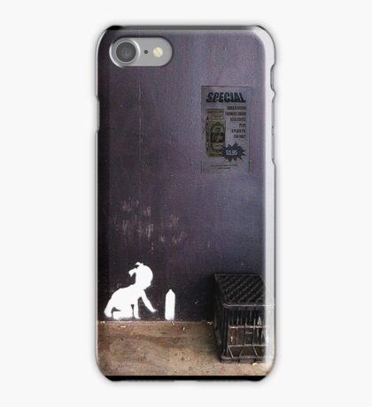 """""""Spray Can Baby"""" - iPhone case iPhone Case/Skin"""