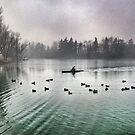 A cold day by Antonello Mariani