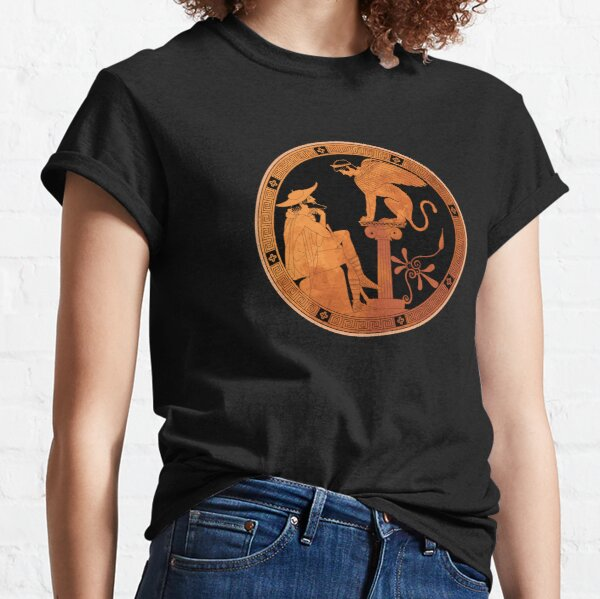 Sphinx of Thebes - Ancient Greece Classic T-Shirt