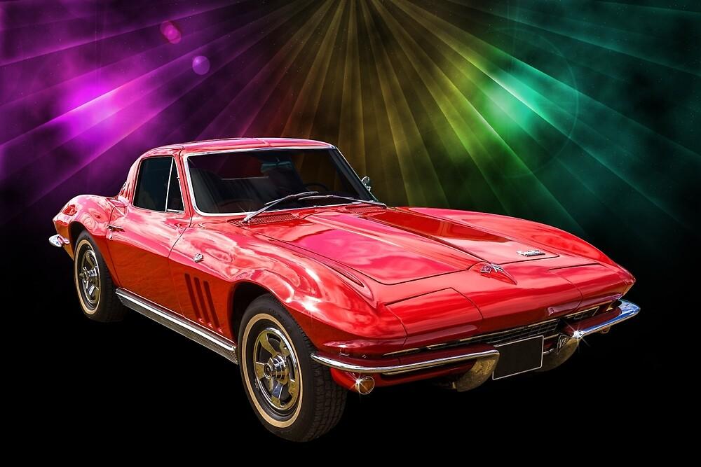 66 Corvette by Keith Hawley