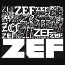 ZEFZEFZEF BLACK by jerasky