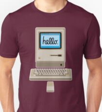 Apple Macintosh 1984 Unisex T-Shirt