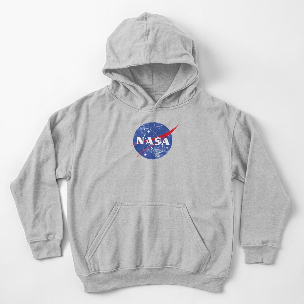 NASA Kids Pullover Hoodie