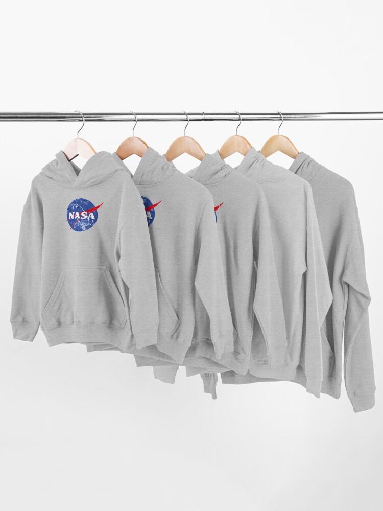 Alternate view of NASA Kids Pullover Hoodie